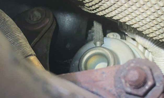 Curing the BMW N54 30FF Fault Code