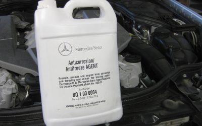 """Protected: Mercedes-Benz Sprinter """"B"""" Service: Major Service"""