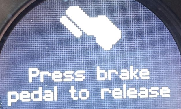 Volvo Electronic Parking Brake (EPB) Systems, Repairs and Service
